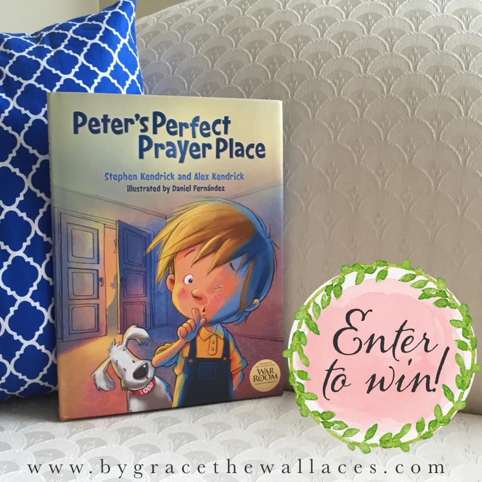 PetersPerfectPrayerPlace _ enter to win